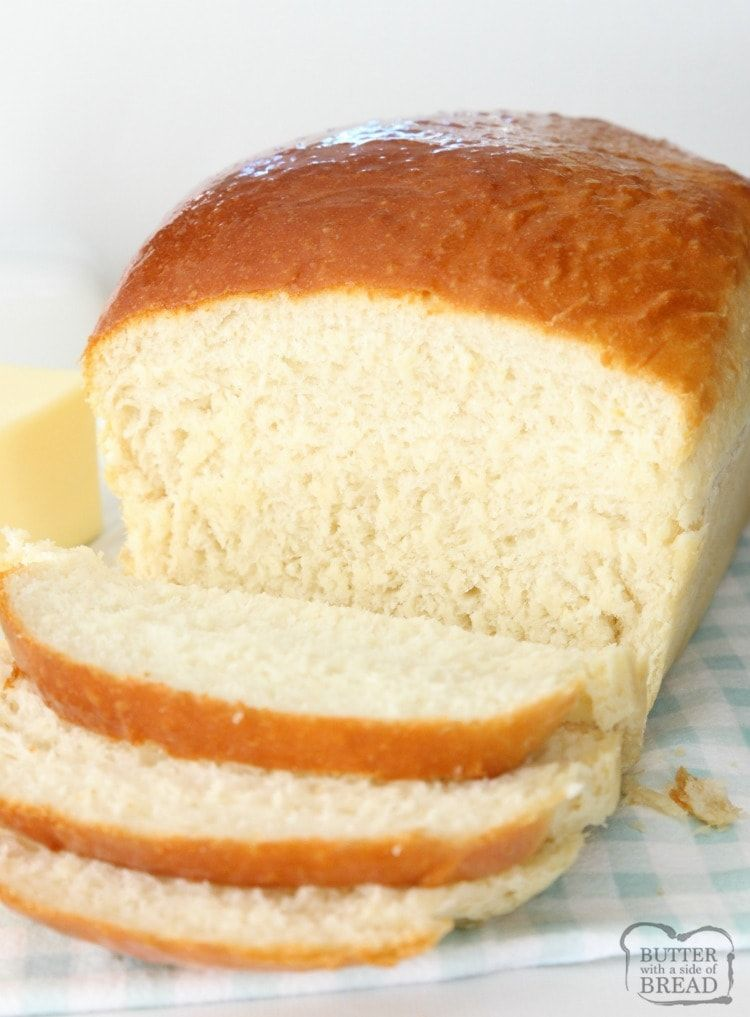 Buttermilk Bread Baked Fresh In Your Kitchen With This Easy Recipe Buttermilk Bread Is Soft And Has Incr Buttermilk Bread Milk Bread Recipe Easy Bread Recipes
