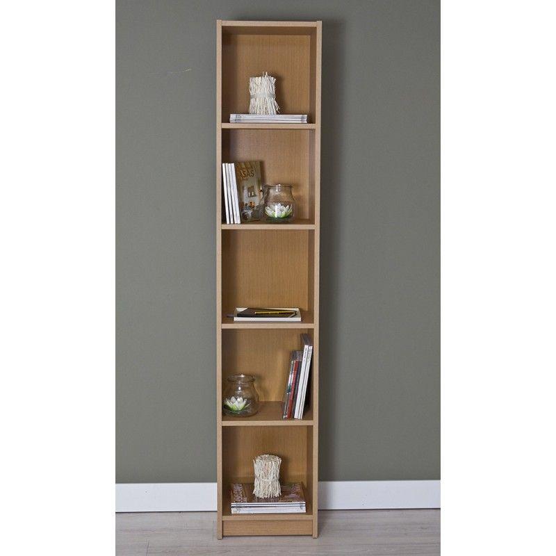 estanteras estrechas baratas mueble clasico para tu necsidad resistentes en topkit la tienda de muebles online - Estanterias Estrechas