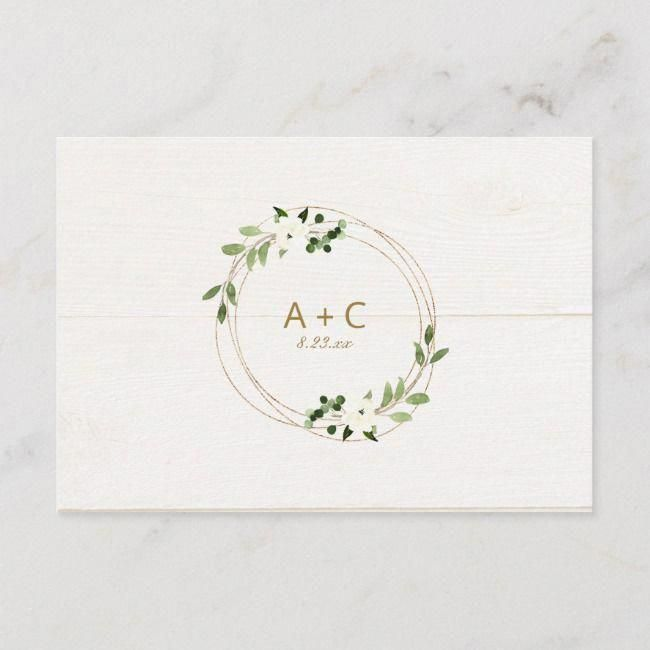 Create your own Enclosure Card   Zazzle.com -   15 wedding Card watercolor ideas