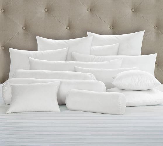 Down Alternative Pillow Inserts Bed Pillows Pillows Euro Pillows