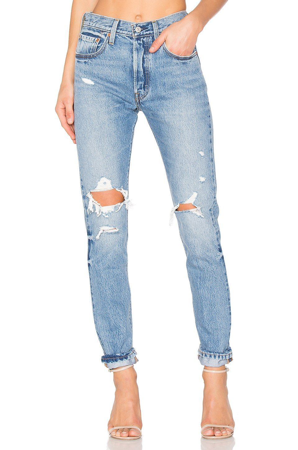 17d930dba5e LEVI'S 501 Skinny in Old Hangouts | REVOLVE size 27 | •Fall & winter ...