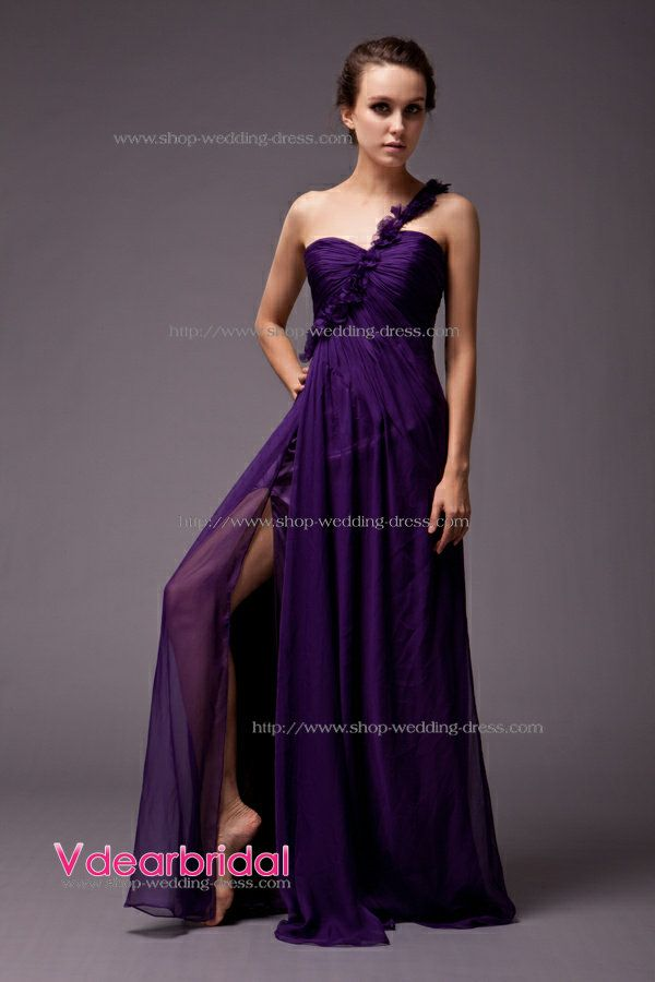 Black purple bridesmaid dresses google search wedding for Silver and purple wedding dresses