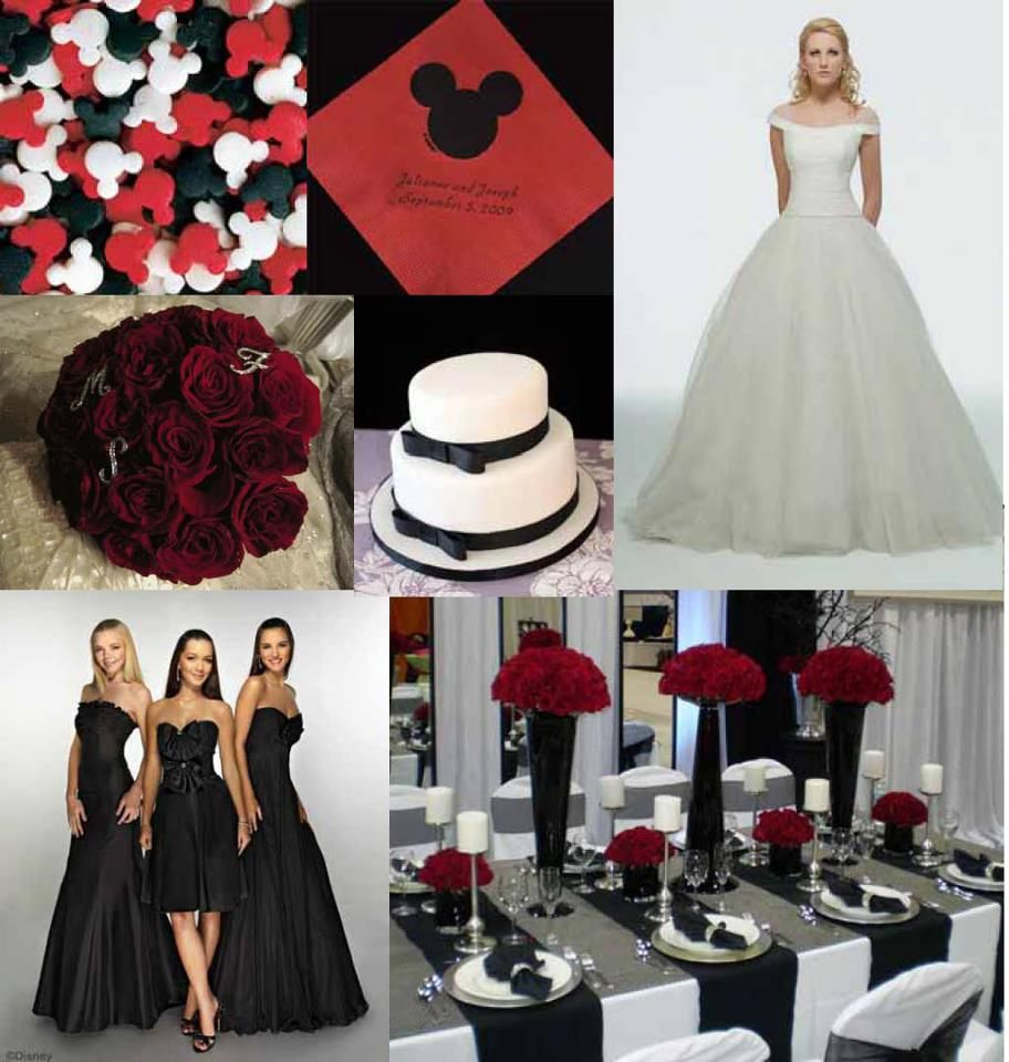 Childress McLaughlin You Should Totally Do A Minnie Mouse Disney Fairy Tale Weddingthen Could Your Princess Dressthis Looks