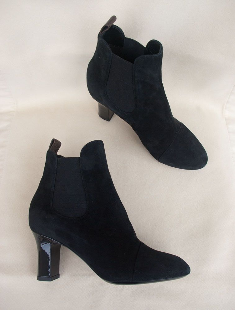 Boots, Black ankle boots, Ankle boot