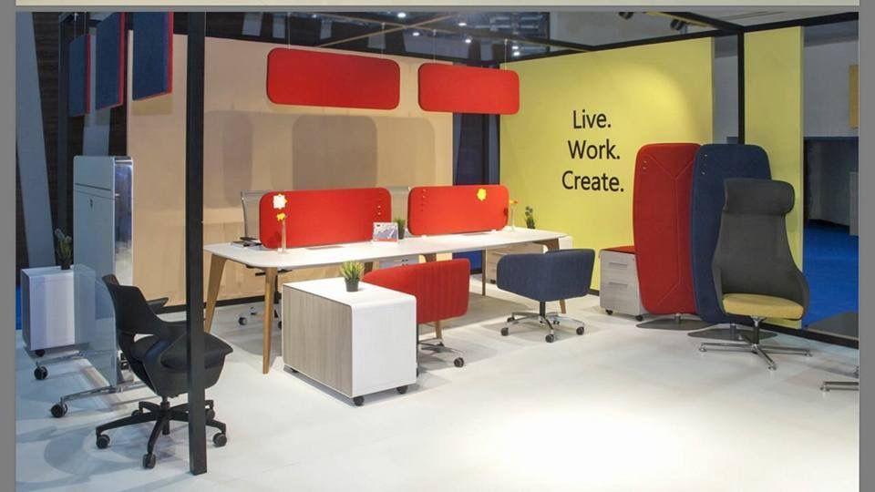 Designed By Sayed Ismail At Mobica Office Furniture