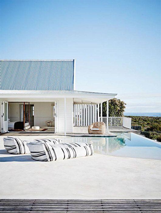 Modern Beach House Sfgirlbybay Beach House Design Modern Beach House White Beach Houses