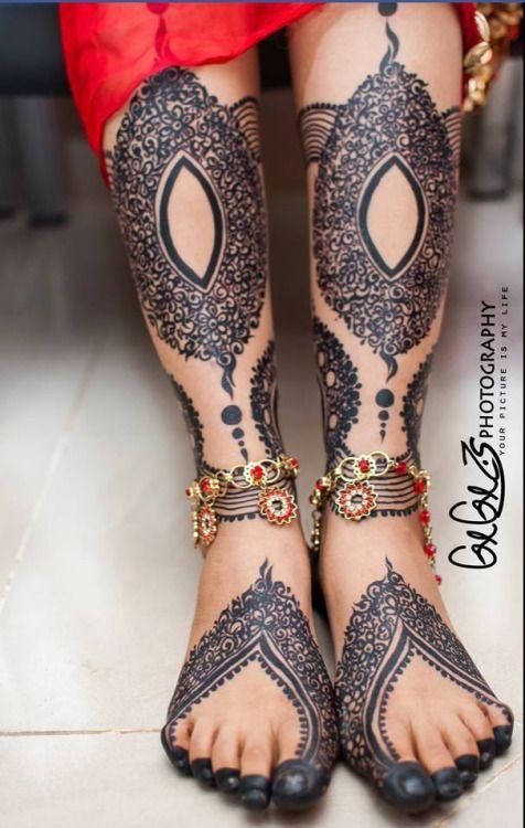Sudanese Henna 2015 Leg Henna Designs Wedding Henna Black Henna