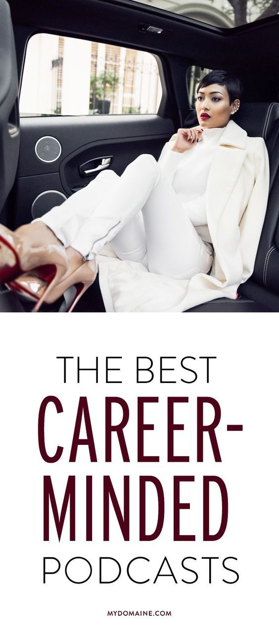 The Best Podcasts To Boost Your Career Pinterest