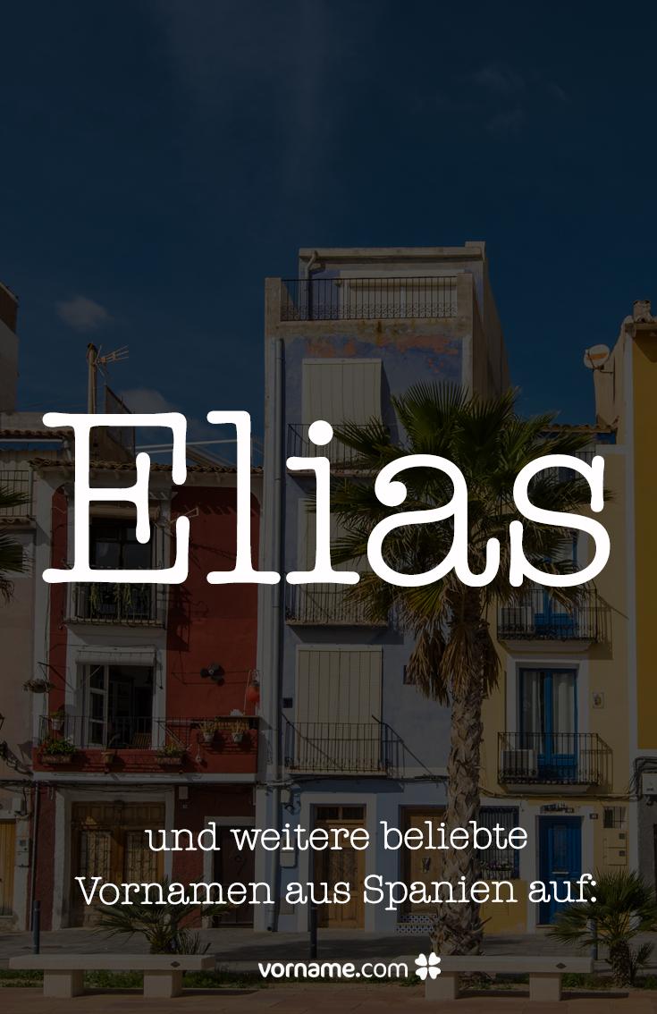 Beliebte Vornamen Spanien