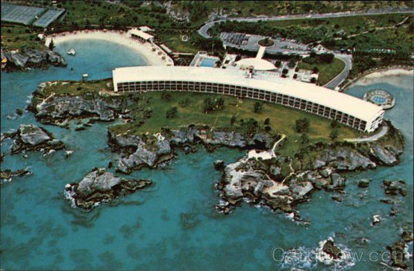 Sonesta Beach Hotel Southampton Bermuda Our Honeymoon May 1982 Now