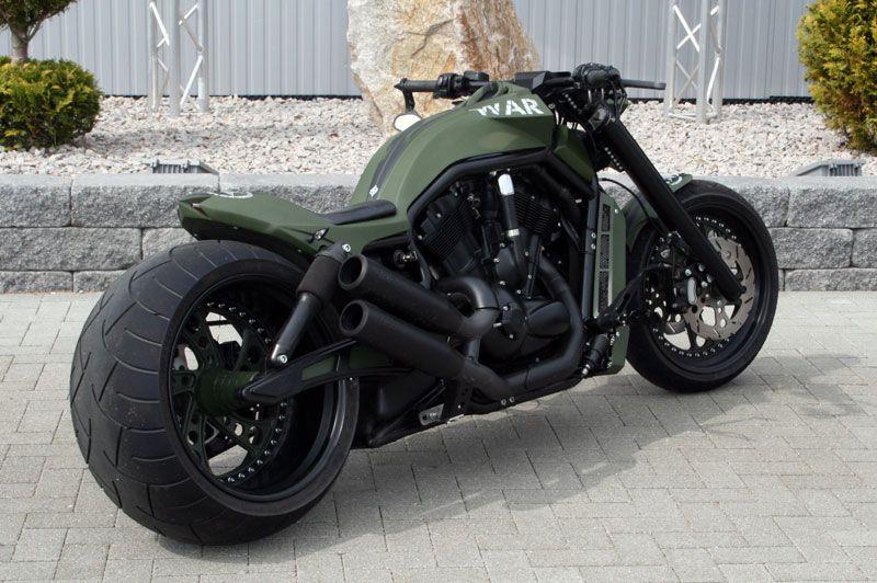 No Limit Custom War V Rod Motorbikes V Rod Harley Davidson V Rod