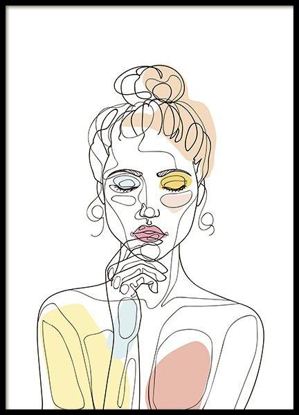 Illustrations Et Affiches Illustr U00e9es En Ligne De Desenio