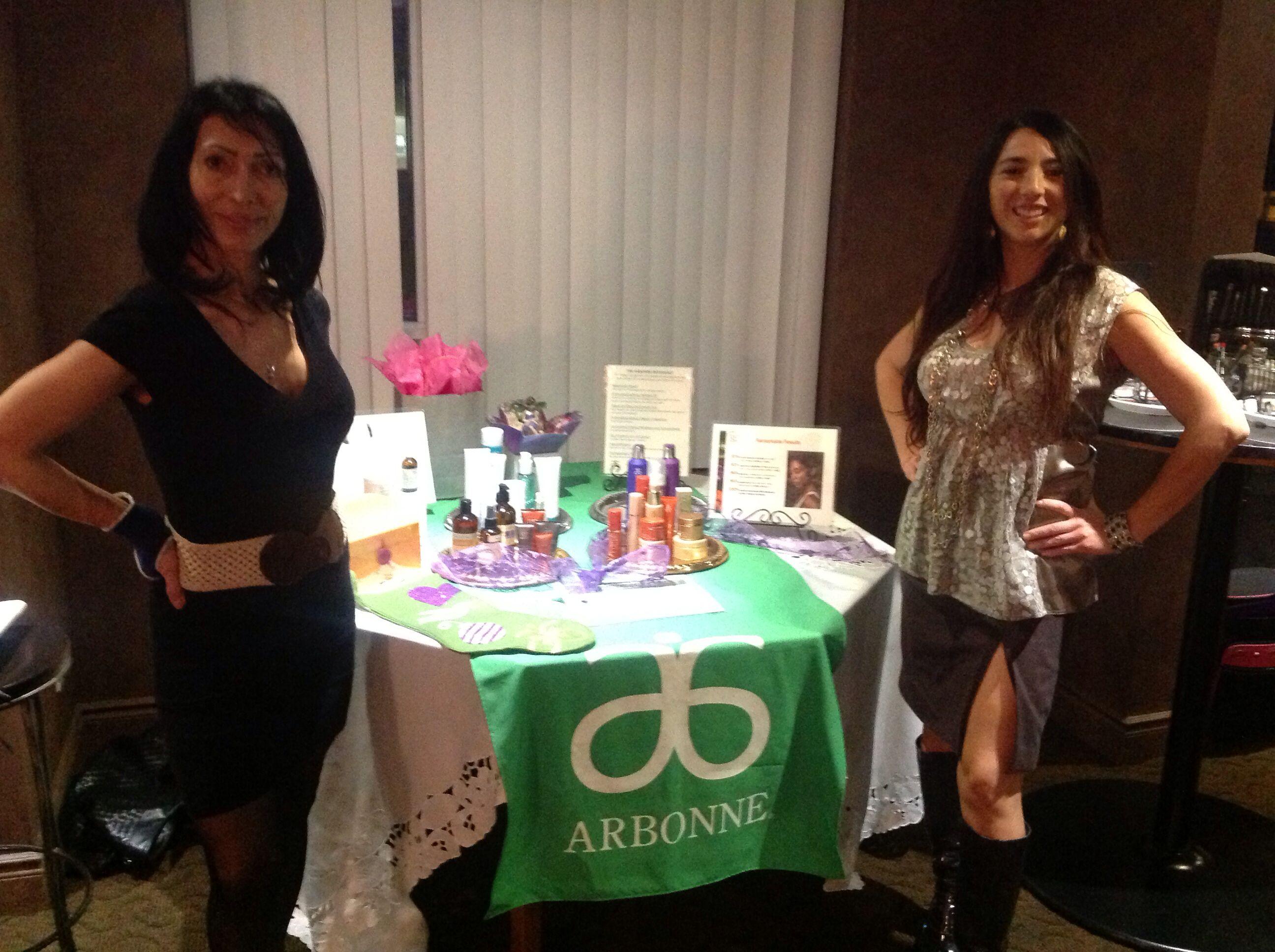 Arbonne launch party! Nice table set up | Arbonne ...