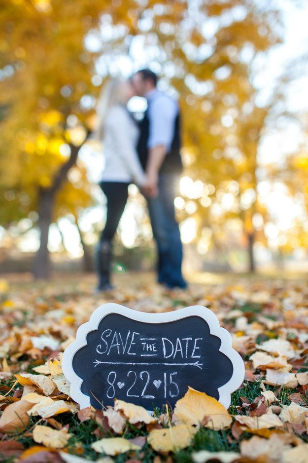 Save money right off the bat with your save the dates.