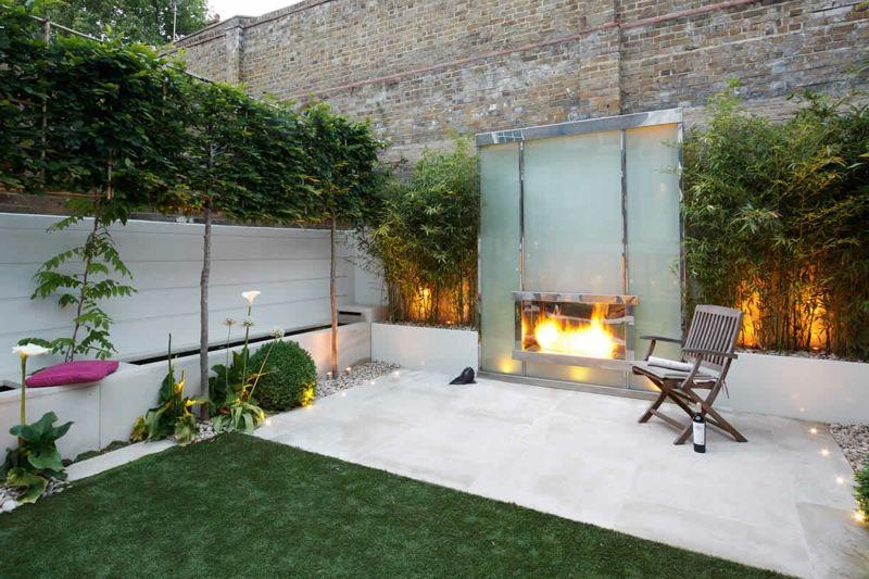der bambus ist perfekt für eine schnelle begrünung geeignet ... - Bambus Kubel Sichtschutz Terrasse
