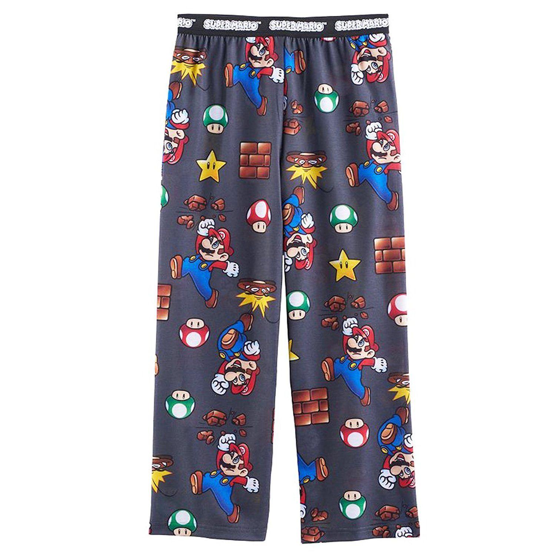 Nintendo Super Mario Boy's Flannel Pajama Pants (Little Kid/Big Kid):  Clothing #nintendo #supermario #Mario… | Boys pajama pants, Boys flannel  pajamas, Boys pajamas
