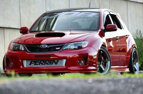 Subaru Impreza Wrx Sti Hatchback Cars Cars Cars Pinterest
