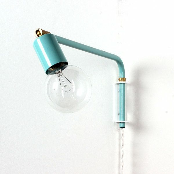 Moderne Lampen Und Leuchten Blaue Drehlampe Einrichtungsideen Lampen Und Leuchten Moderne Lampen Lampen