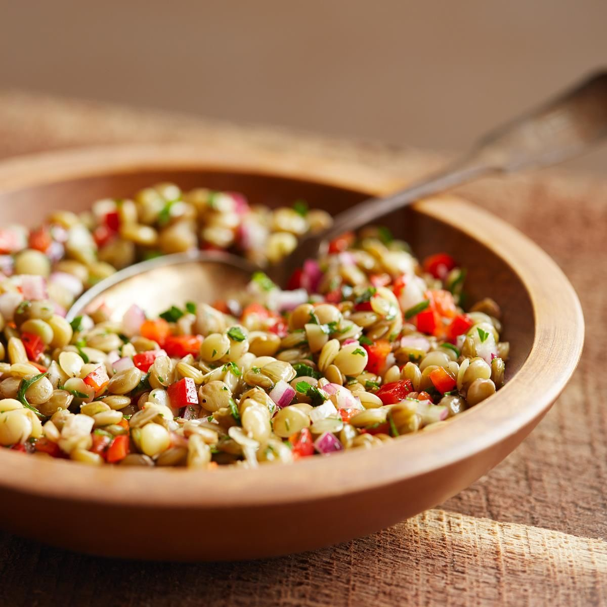 how to cook green lentils fast