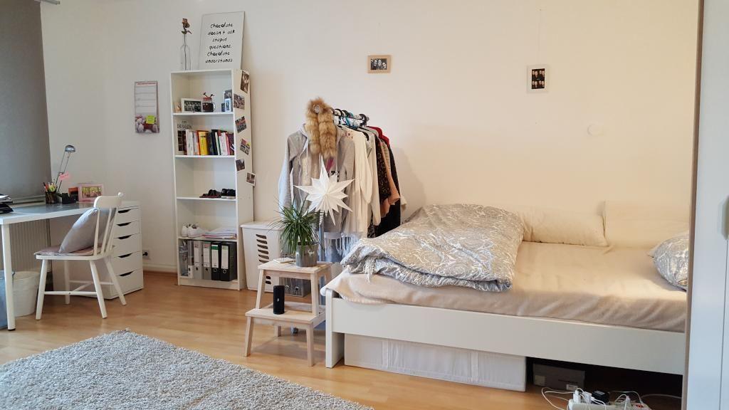 Schön möbliertes WG-Zimmer in Augsburg. #WG #Zimmer #Schlafzimmer ...
