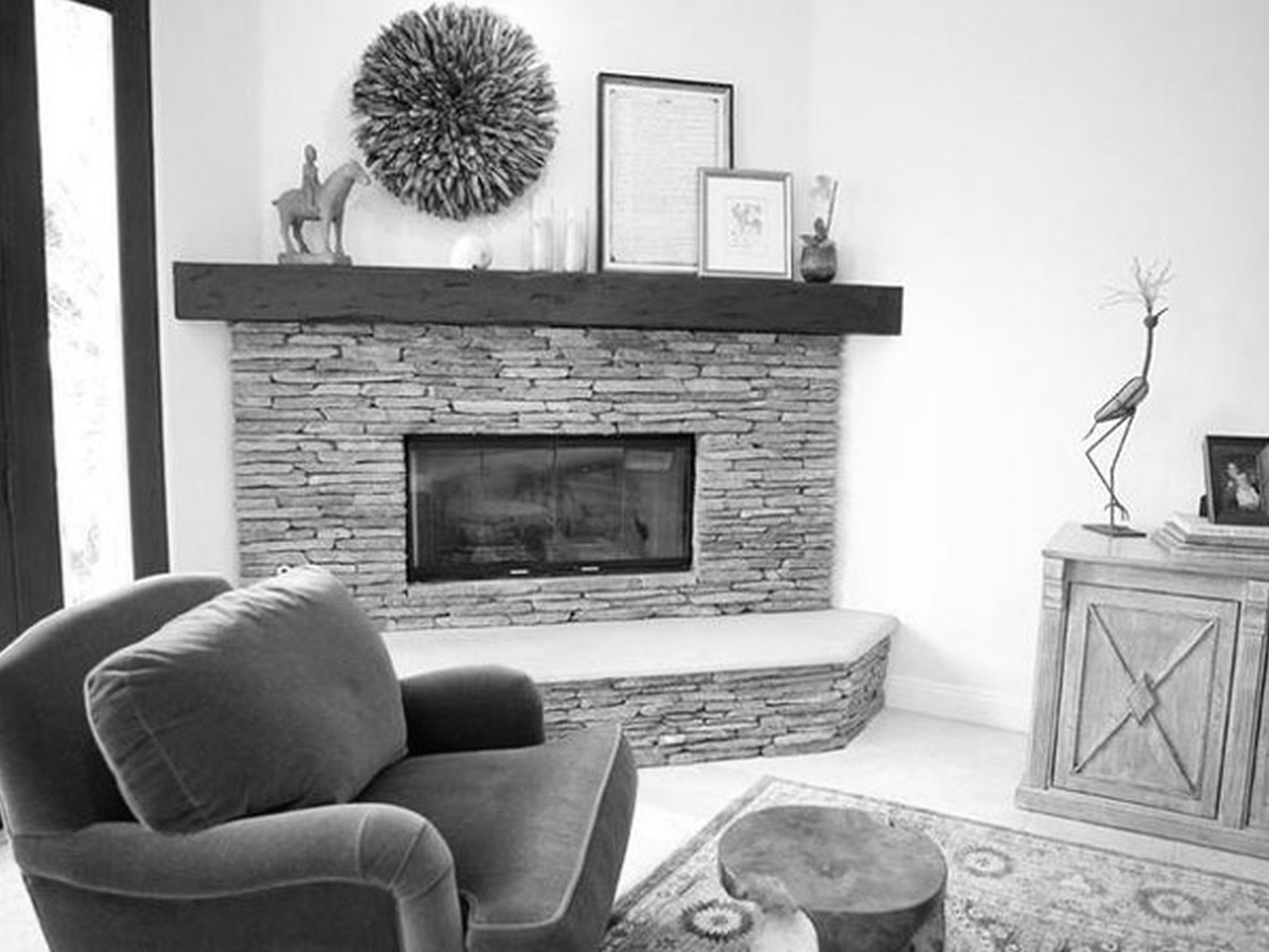 How to install granite fireplace surround fireplace