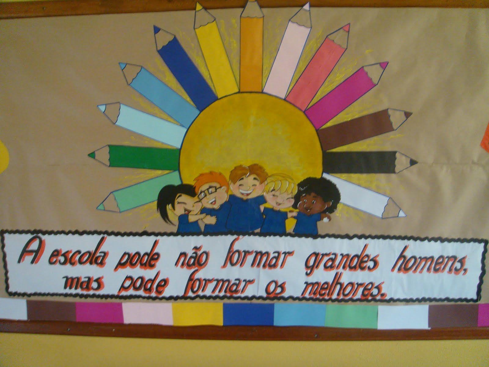 A escola educação infantil