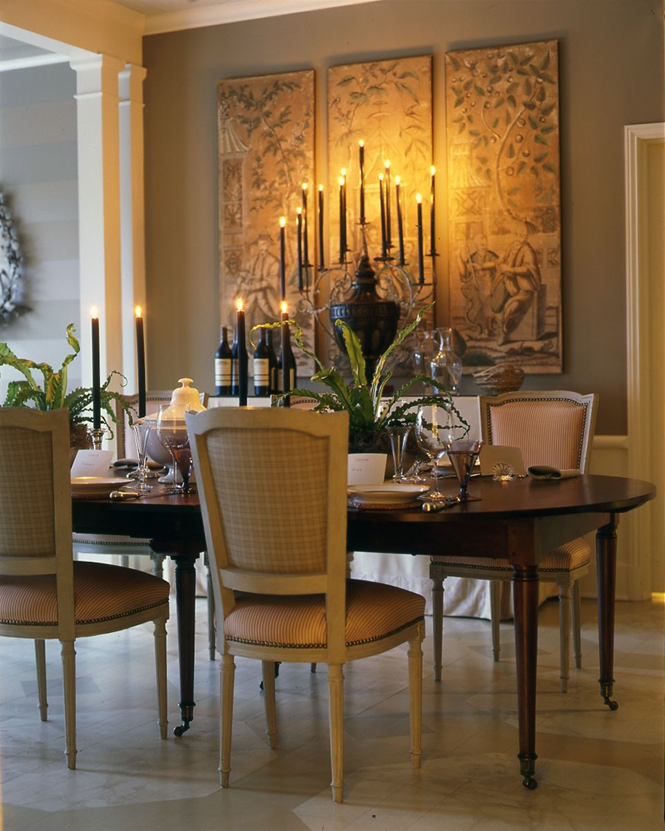 32 Elegant Ideas For Dining Rooms: Seaside Escape Dining Room Photo By Pieter Estersohn