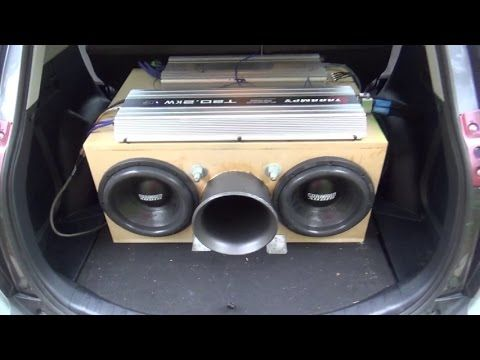 Bose Speakers For Cars >> Bose Acoustimass Se5 Series Ii Inner View Youtube Car