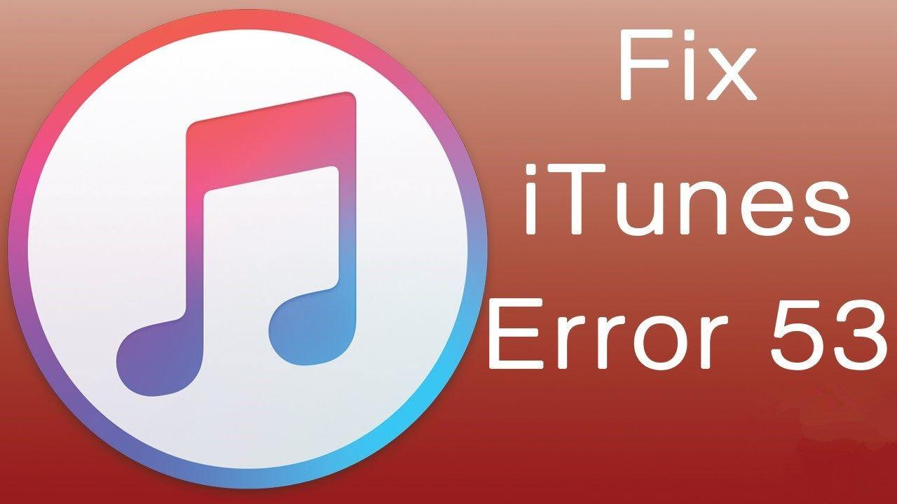 3utools Itunes Error53 How To Fix Itunes Error 53 Http Www 3u