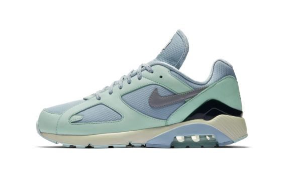 brand new 4ab45 281a0 Official Images  Nike Air Max 180 Ocean Bliss