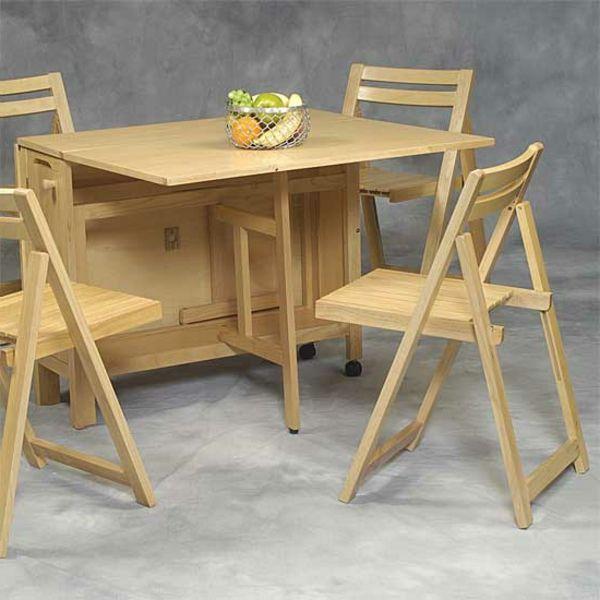 designs créatifs de table pliante de cuisine | table pliante