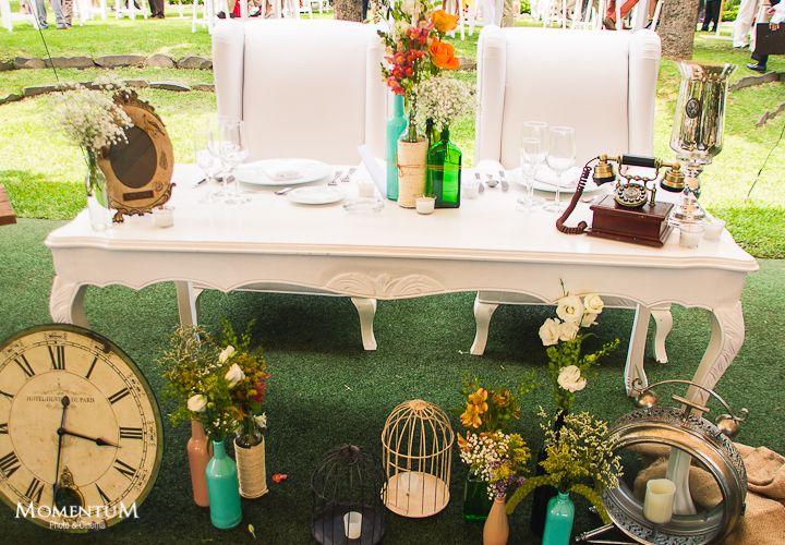 Decoracion de jardines para bodas cuando llegamos al for Ideas para boda en jardin