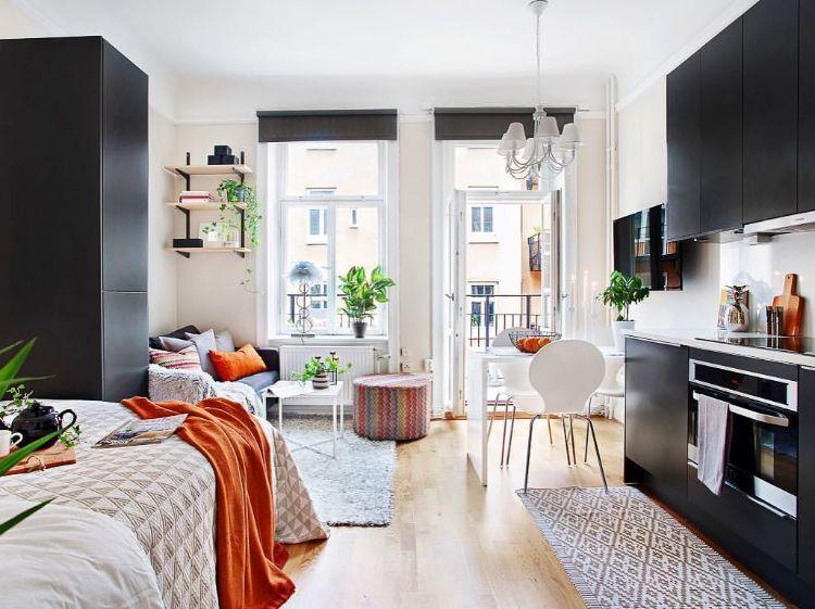 Aménagement Intérieur Petit Espace décoration intérieur appartement et aménagement espace limité