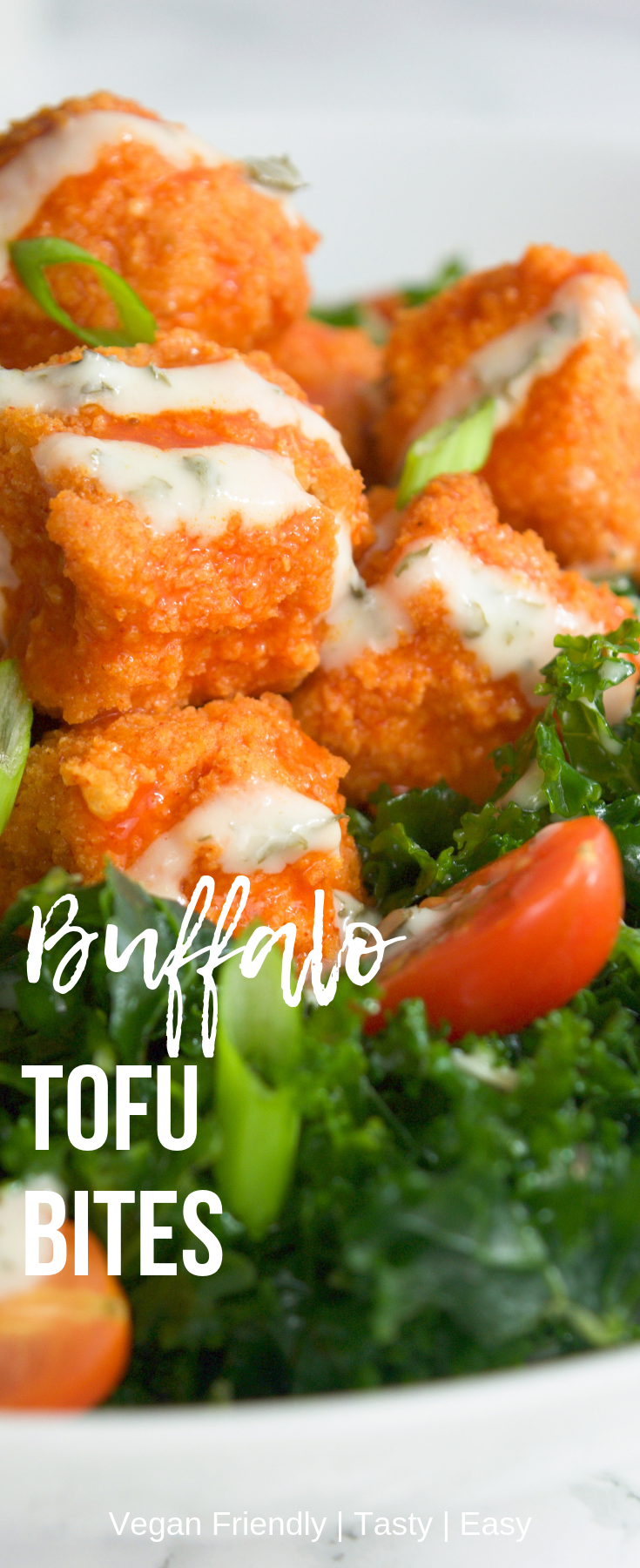 , Buffalo Tofu Bites   ICanYouCanVegan I Can You Can Vegan Baked Buffalo Tofu Bites, Travel Couple, Travel Couple