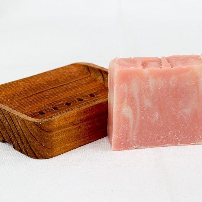Back by popular demand!! Hot Pink Pomegranate soap.. #wixwaxcandles. #soap #pomegranate. #allnatural. #coldprocesssoap. #popular. #demand