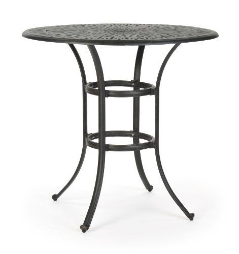 Caluco Castelle Round Bar Table by Caluco. 840.00