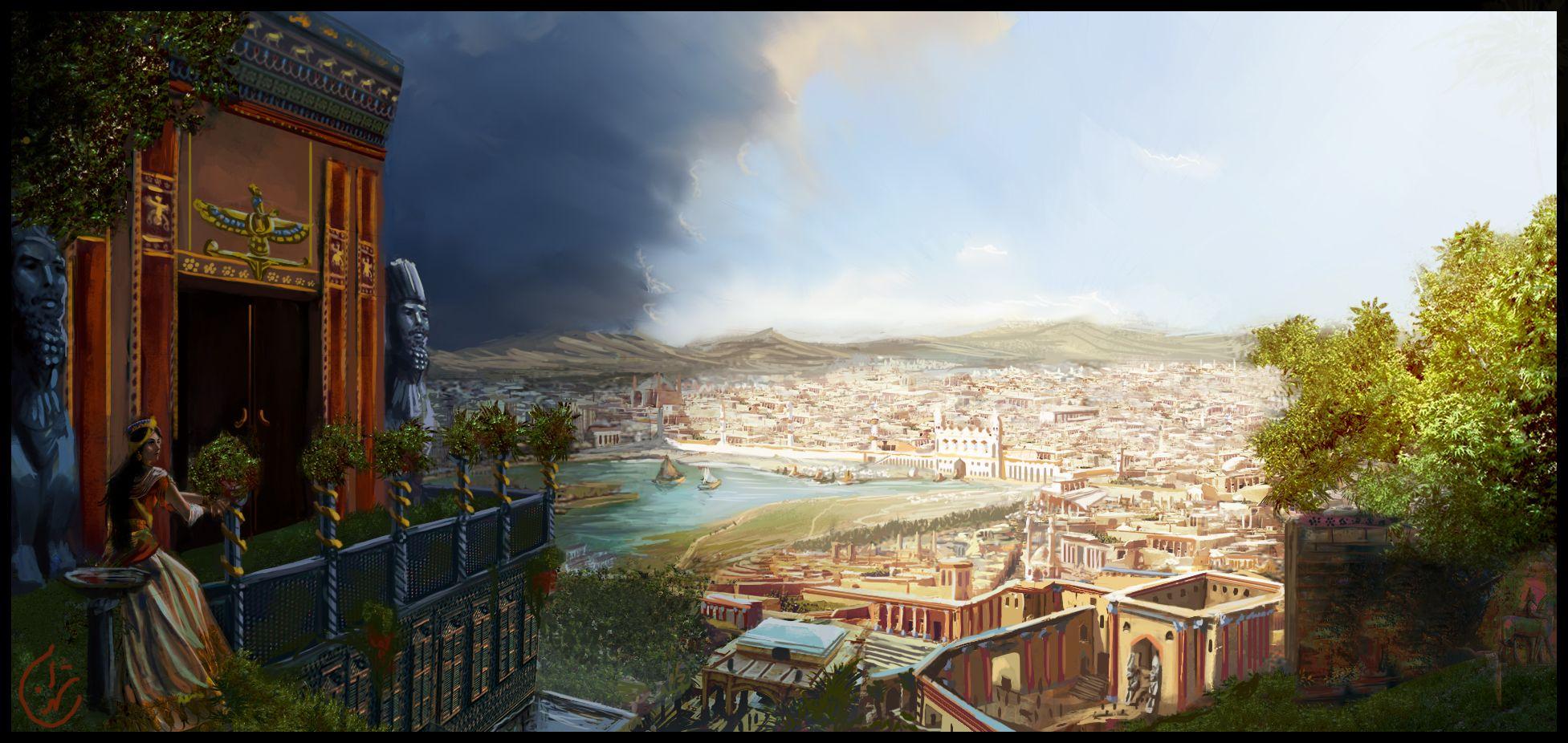 Persian Empire Darius The city of Persepolis...