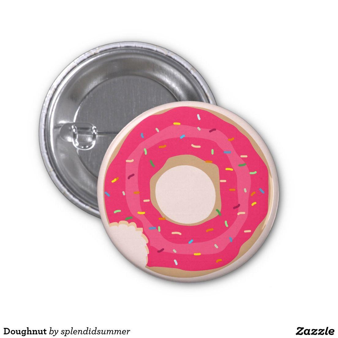 Doughnut Pins