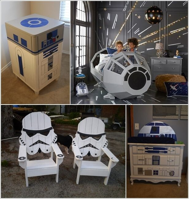 10 Cool Star Wars Inspired Home Decor Ideas 2