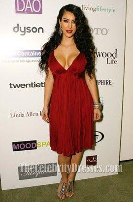 Kim Kardashian Party Dress Keeping Up With The Kardashians