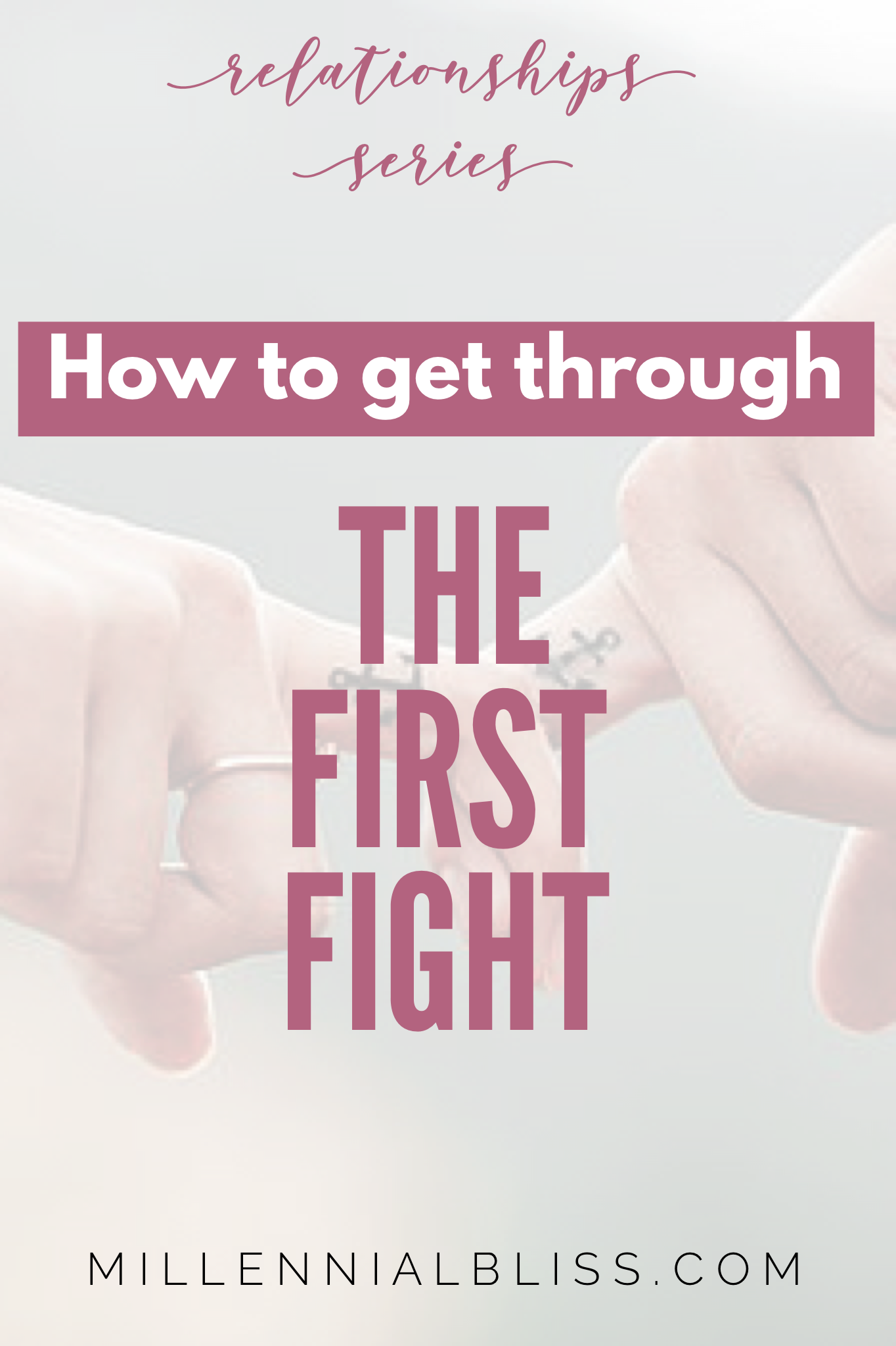 what to do after first fight with boyfriend