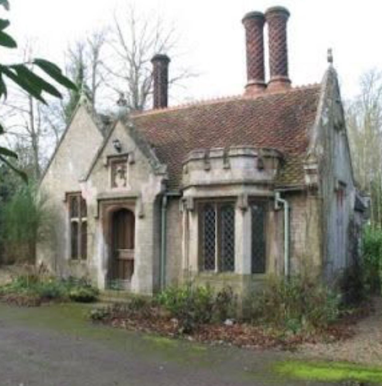 Photo of A sweet, old abandoned home. Worth saving.