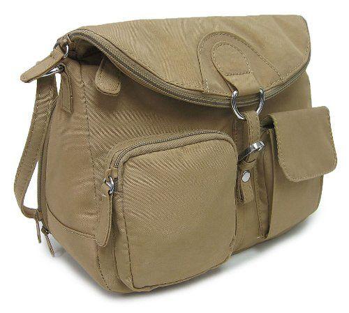 Amazon.com: Multi Sac 3 in 1 Convertible Handbag GREY: Shoes