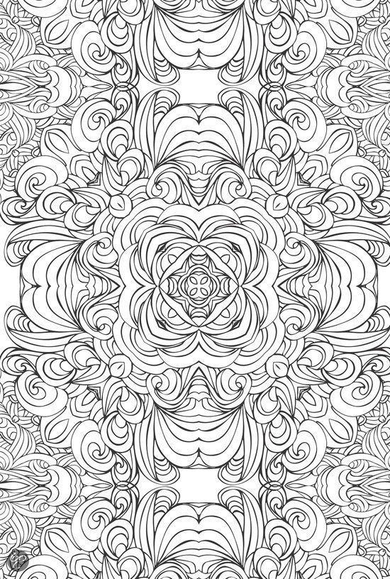 Volwassen Kleurplaten En Mandala 39 Imprime Et Fait Graphismes Dessins Stylis 233 S Coloriage