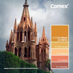 Image Result For La Terraza San Miguel De Allende Colores