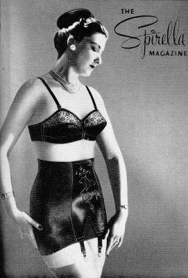 02520aefc6 spirella corset magazined - Google Search