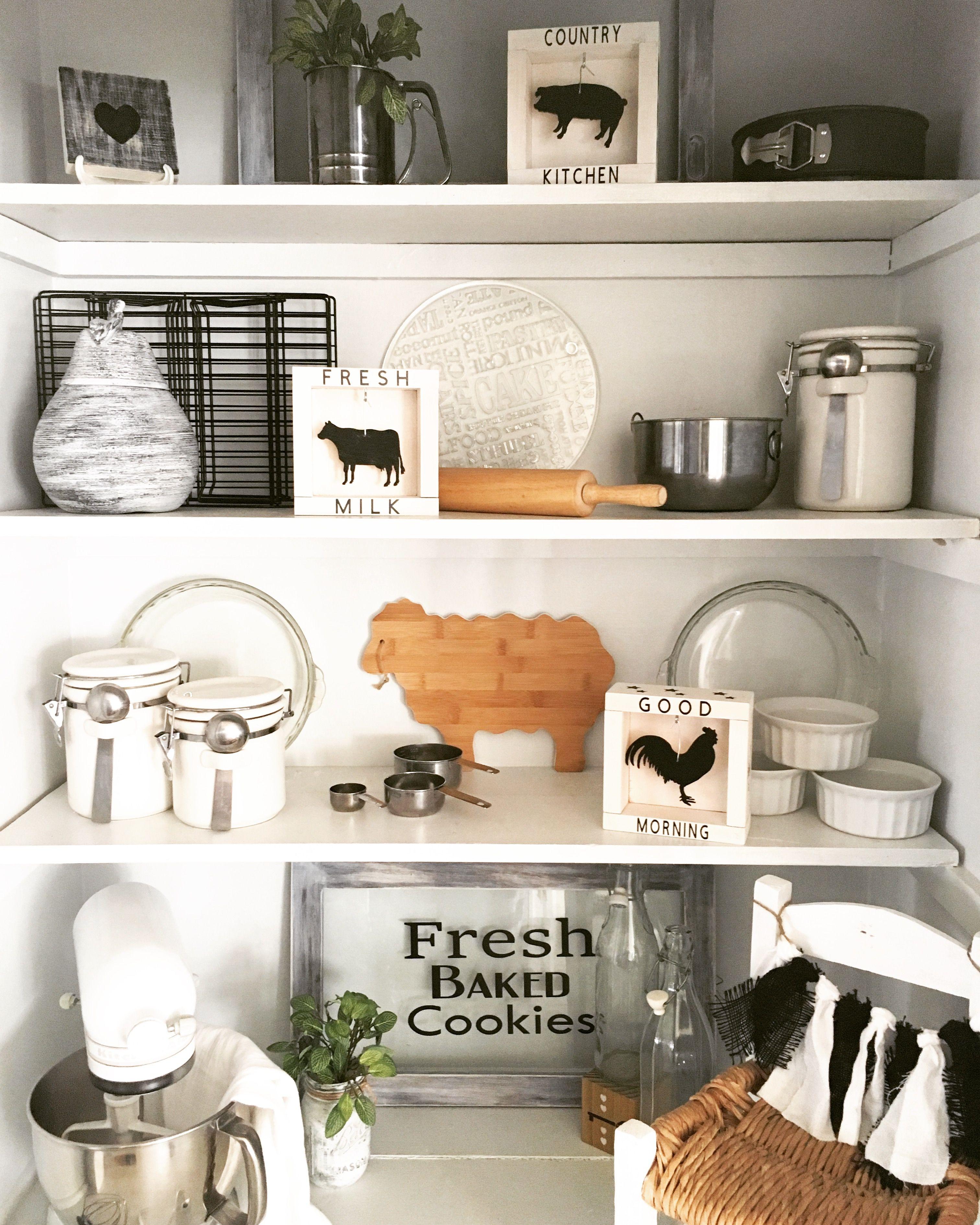 14++ Farmhouse kitchen decor ideas