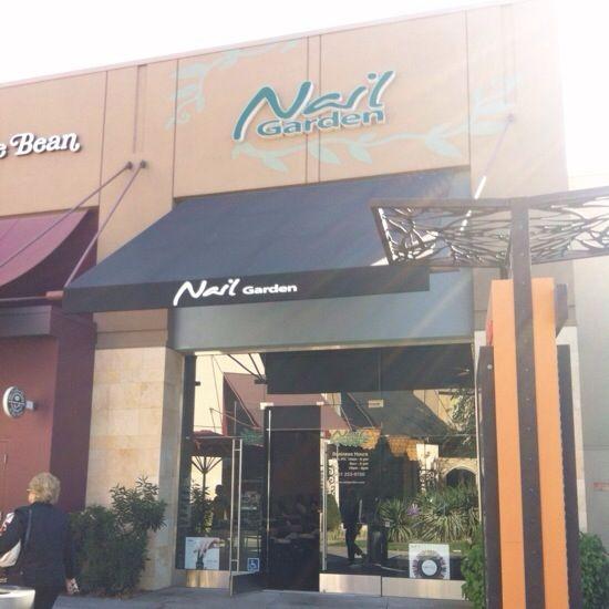 Nail Garden A Relaxing Escape Melissa Dell Nail Garden Studio City Garden