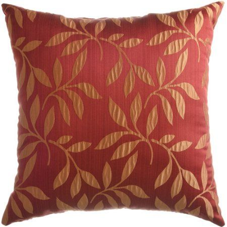 Softline Savannah DownFilled Decorative Pillow Red Products Inspiration Down Filled Decorative Pillows