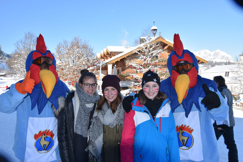 Wir sehen uns wieder zum 78.Hahnenkammrennen bei uns in #Kitzbühel